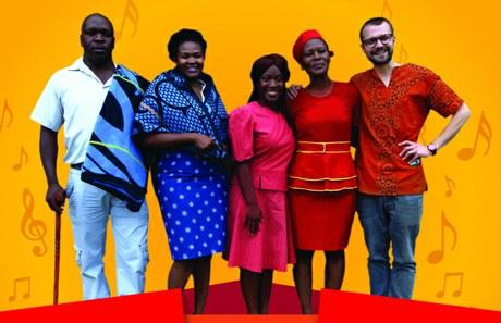 Musikalischer Besuch aus Lesotho in Gossau, Luzern und Basel