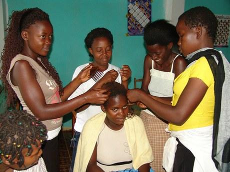 HIV/Aids Prävention im ländlichen Kenia