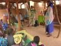 Enfants orphelins du sida