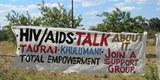 Positiv Leben in Zimbabwe
