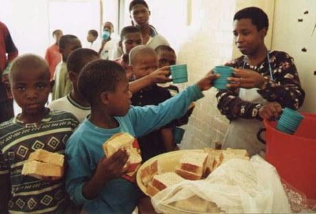 Khayalethu – Strassenkinderprojekt für Jungen und Mädchen