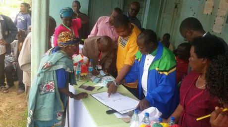 Universal Pension Pilot in Muleba District - Tanzania