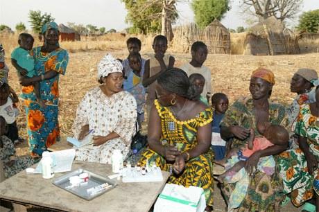 HIV/Aids-Arbeit in Kamerun: Unterstützung von Witwen und Waisen