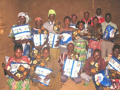 Nahrungssicherung und HIV/Aids-Sensibilisierung