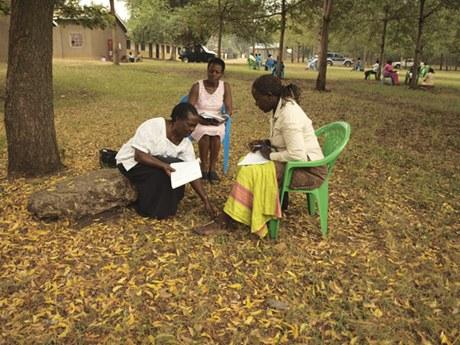 Memory Works und Business Skills Training für HIV/Aids-betroffene Frauen (Uganda)