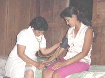 Basisversorgung in Paraguay