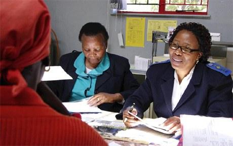 HIV/Aids-Behandlung für die Bergbevölkerung