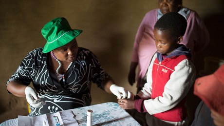 HIV in sub-Sahara Africa: Testing and Treatment Start at Home Improves Therapy Outcome