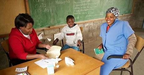 Wie funktionieren HIV-Tests und -Beratung im ländlichen Lesotho am besten?