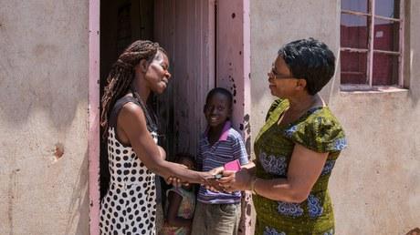 Einblicke: Auf Hausbesuch mit der Sozialarbeiterin