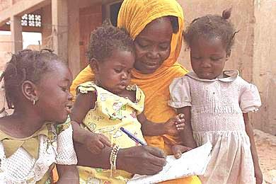 Gesundheitsprävention in Mauretanien