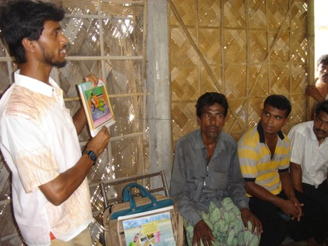HIV/AIDS-Prevention in Bangladesh