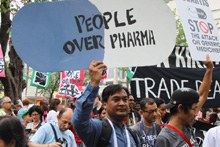 Bild - AIDS 2012
