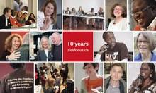 Medienmitteilung 10 Jahre aidsfocus.ch: Für eine Welt ohne Aids