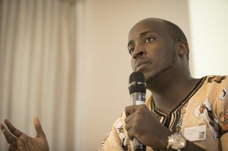 Achille Bapolisi - Psychiatrist in Camps in Uganda
