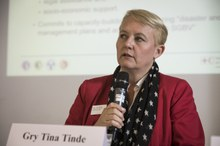 Gry Tina Tinde -  International Federation of Red Cross and Red Crescent Societies