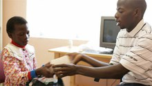 Medienmitteilung 2008: HIV-Therapien für alle – ein wichtiger Schritt in eine Zukunft ohne HIV und Aids