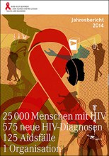 Die Aids-Hilfe Schweiz  startet gut aufgestellt  ins Jahr 2015