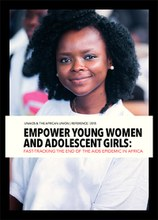 Empower young women and adolescent girls: Fast-Track the end of the AIDS epidemic in Africa