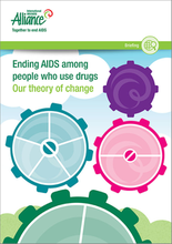 Ending AIDS among people who use drugs - our theory of change