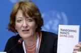 Global Fund Names Marijke Wijnroks Interim Executive Director