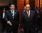 Global Fund Welcomes Japan's Commitment to Save One Million Lives