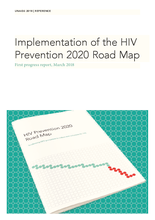 Global HIV Prevention Coalition accelerates action to reduce new HIV infections