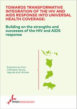 Integrating the HIV response into universal health coverage