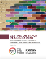 New Publication: Getting on Track in Agenda 2030