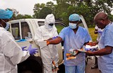 One Lesson for Ebola from HIV: Donors Must Help Protect Health Workers