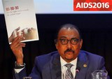 Progress towards 90-90-90 targets is promising, but funding is the critical step, says UNAIDS leader