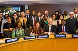 Religious leaders call for action on sexual and reproductive health and reproductive rights at UN