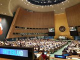 Statements der Schweizer Delegation am High Level Meeting in New York