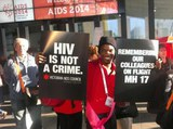 The final push for HIV in new global development agenda
