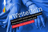 Write Us In! campaign: three reasons to sign our petition