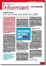 Ein Ende von Aids – Handlungsempfehlungen  für das deutsche G7-Jahr