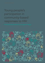 Young people's participation in community-based responses to HIV