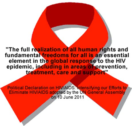 Office of the High Commissioner for Human Rights (OHCHR): HIV/AIDS and Human Rights