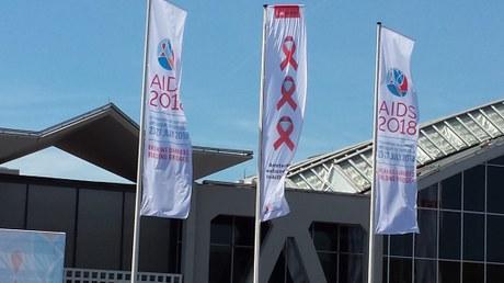 Aids 2018 im Zeichen der Krise