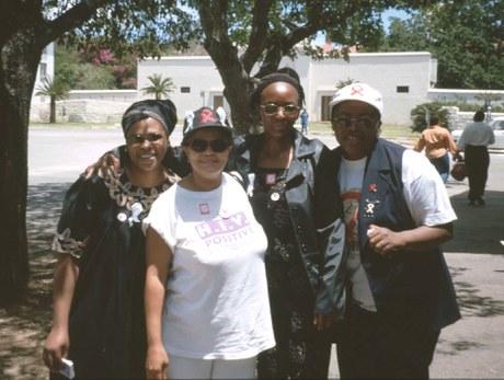 Thema des Monats: Geschlechtsspezifische Gewalt und HIV/AIDS in Südafrika