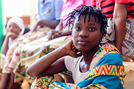 Januar 2019 - Thema des Monats: SolidarMed ensures better quality of life for mothers and children affected by HIV