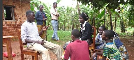 Februar 2015 - Thema des Monats: Jugendliche und HIV/Aids