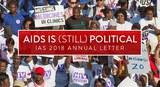 AIDS is (still) political
