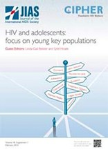 HIV and adolescents: focus on young key populations