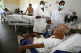 """In Rural India, High-tech Vans Find """"Missing"""" TB Patients"""