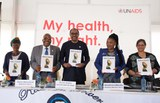 UNAIDS announces nearly 21 million people living with HIV now on treatment