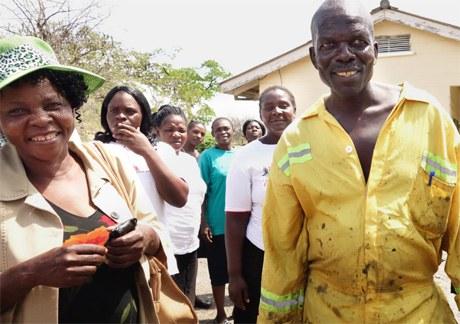 Veranstaltung Studienreise Zimbabwe