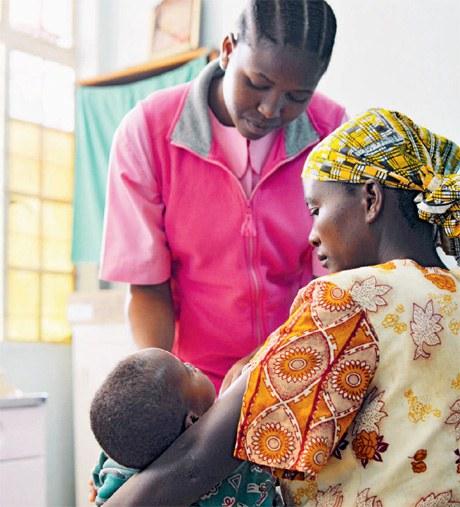 Jedes Baby kann vor HIV geschützt werden