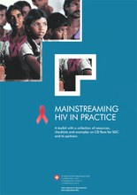 """""""Mainstreaming HIV in Practice"""" Toolkit Revised"""