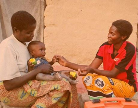 Global Health. HIV & AIDS: The Hope Initiative Final Report